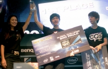 Kim Dong Hwan is a South Korean professional StarCraft2 gamer who goes by 'viOLet' in the gaming community. In 2012 he won 1st place at the Intel Extreme Masters gaming competition in Sao Paulo, Brazil.