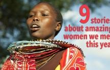 9 stories of amazing women we met this year