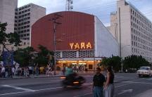 Yara Cinema in downtown Havana