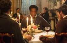 "Chiwetel Ejiofor stars as Solomon Northup in ""12 Years a Slave."""