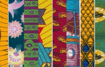 Fabric from Vlisco