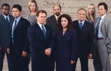 West Wing cast