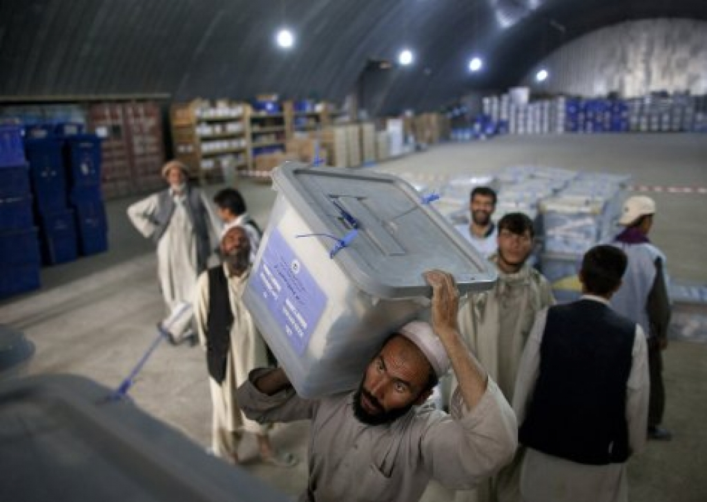 Afghanistan election 2010