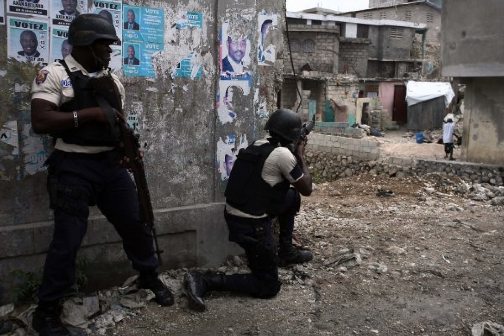 Haiti election 2010