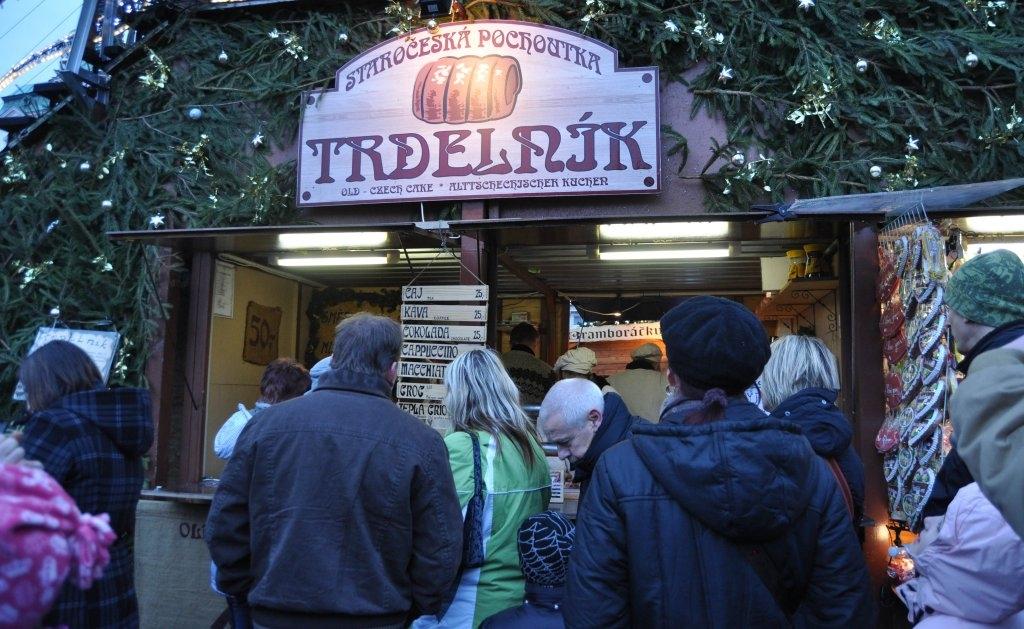 Trdlo Trdelink Prague