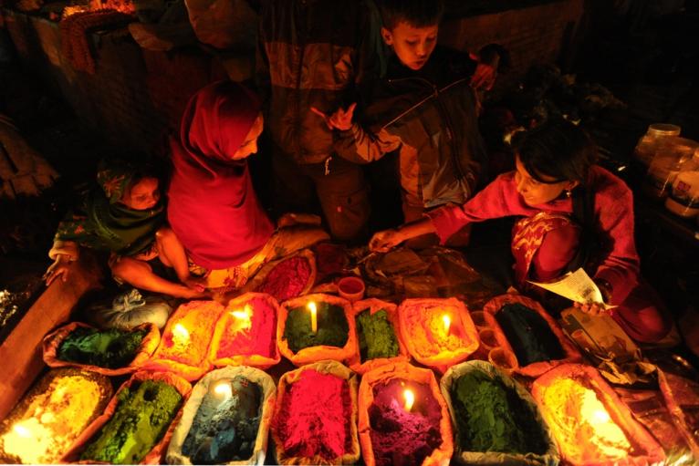 Diwali celebrated in India (PHOTOS) | Public Radio International