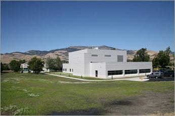 The US Fish and Wildlife Service Forensics Lab, in Ashland, Oregon.