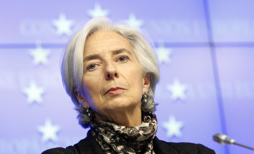 Christine Lagarde, direttore esecutivo del Fondo Monetario Internazionale (http://www.pri.org/)