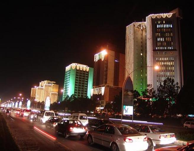 Islamabad: Capital City Created from Whole Cloth | Public