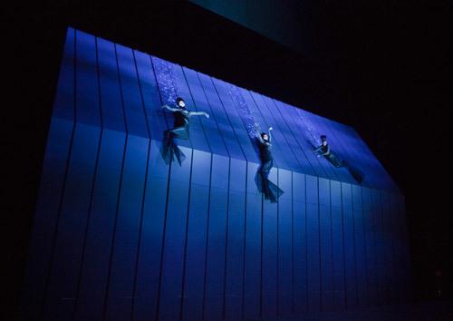 Robert Lepages Ring Des Nibelungen At The Met Public