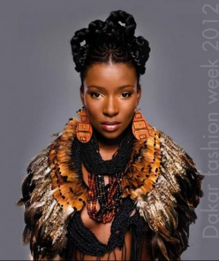 African Fashion Designers Showcase Cool New Styles