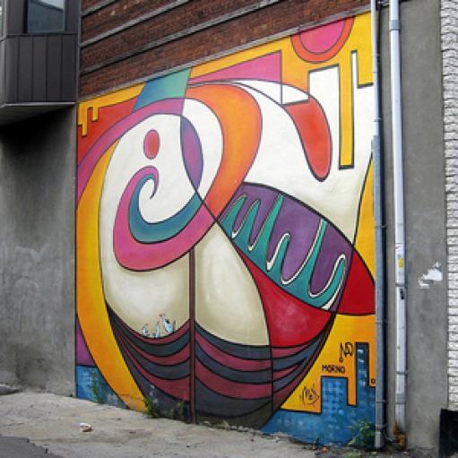 Montreal Street Art Gallery Montreal Street Art Flickr