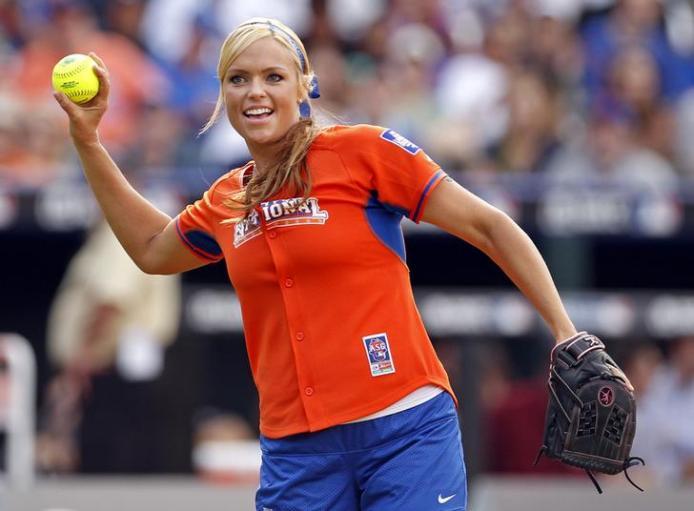 best female softball players