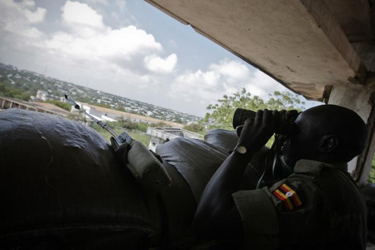 The Battle for Mogadishu | Public Radio International
