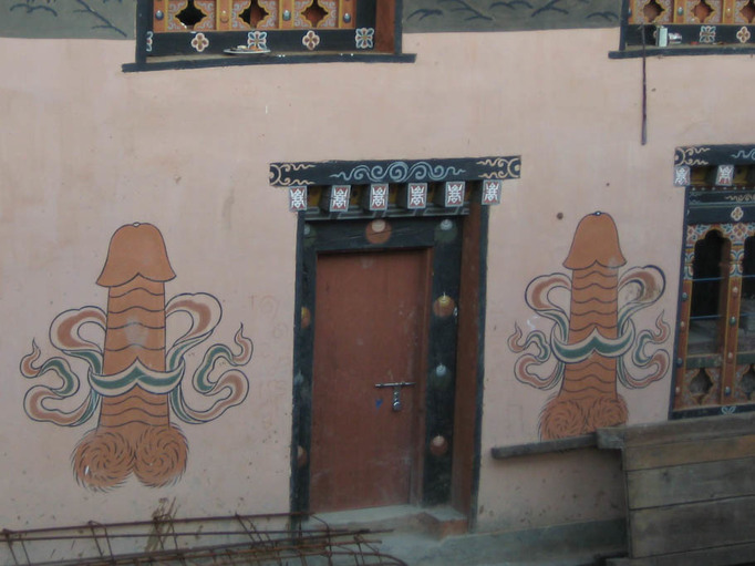 Wanderlust Penis Worship In Bhutan Public Radio