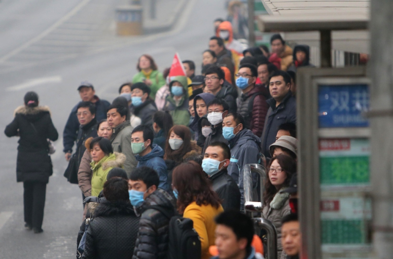 Beijing pollution reaches 'crisis' levels