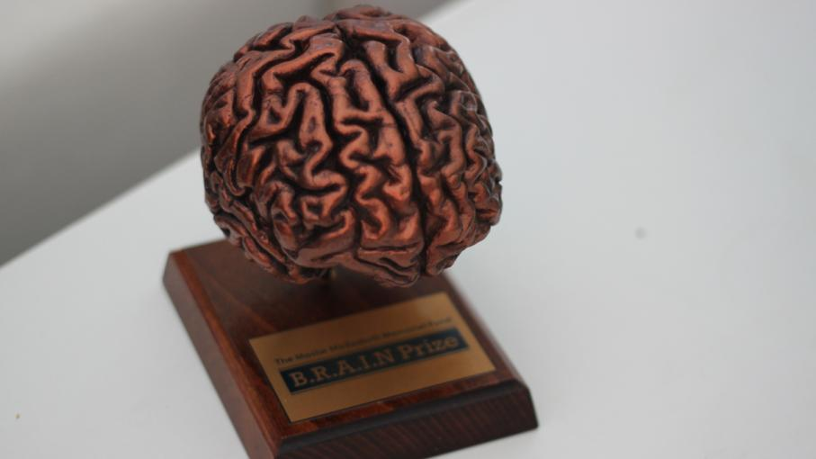 The $1 million BRAIN (Breakthrough Research And Innovation in Neurotechnology) Prize was awarded to the BrainGate team led by John Donoghue (Brown University) and Arto Nurmikko in recognition of their work in brain-computer interfaces.