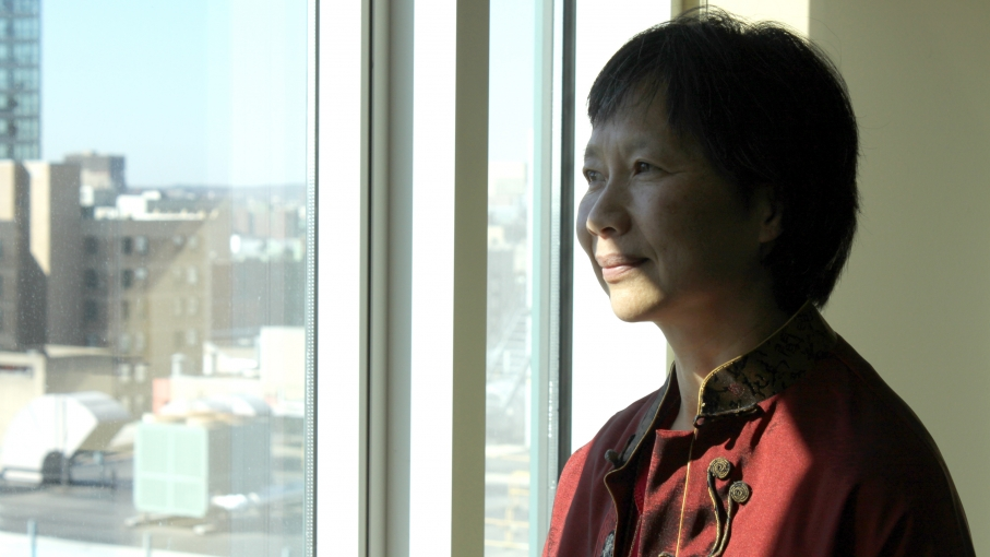 Cheng Imm Tan was the founding director of the Mayor's Office of New Bostonians. She came to the US as a student in 1978 from Malaysia.