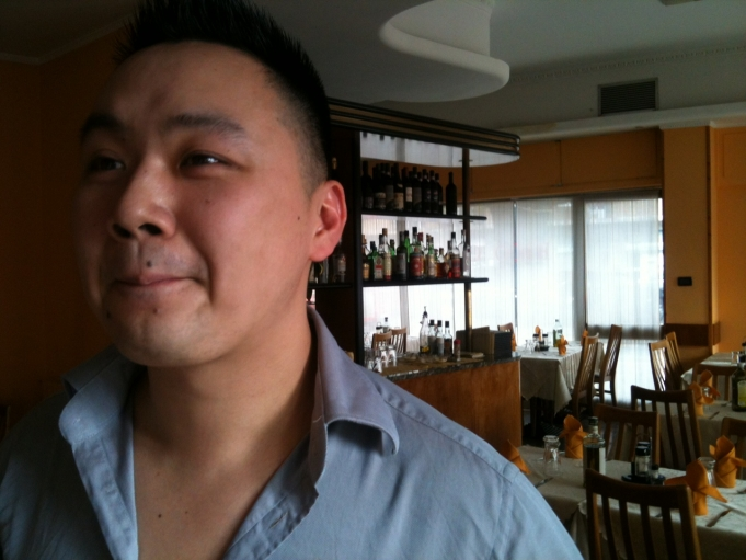 Zhao Biao, owner of Il Portello restaurant outside Milan, said he was ready to go anywhere short of a loan shark to get a loan to expand his business.