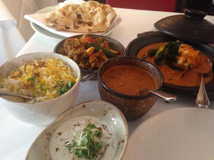 London Bombay Cafe Indian Food