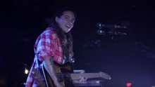 Here's the next smooth step in Tash Sultana's flow state
