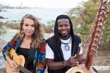 With new album, this Swedish-Senegalese couple shows their family is 'made of music'
