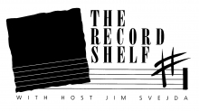 The Record Shelf logo