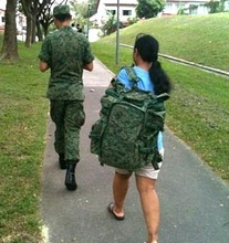 Singapore soldier maid 2011 03 29