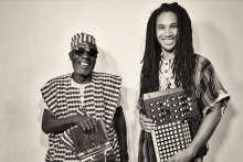 Kondi Band connects West African thumb piano with US electronica
