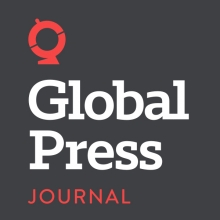 Global Press Journal logo
