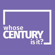 Whose Century Is It logo