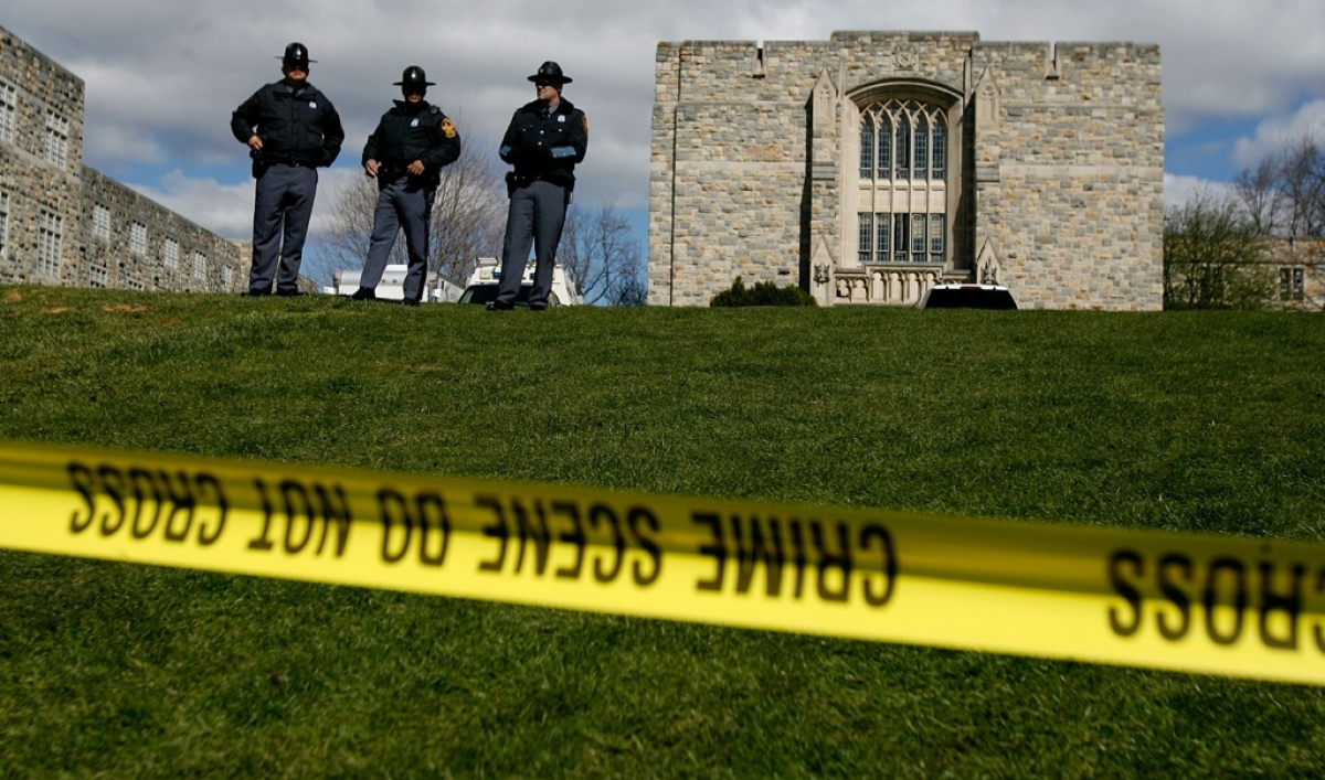 Virginia tech shootings pictures Misogyny and Mass Murder, Paired Yet Again - m