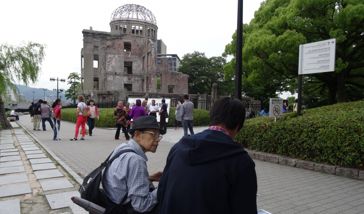 Hiroshima survivors want more than an apology from the