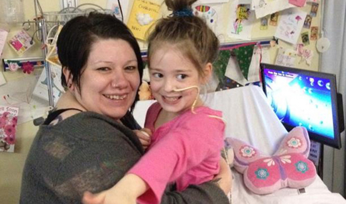 7-year-old girl came out of a coma, hearing a favorite song