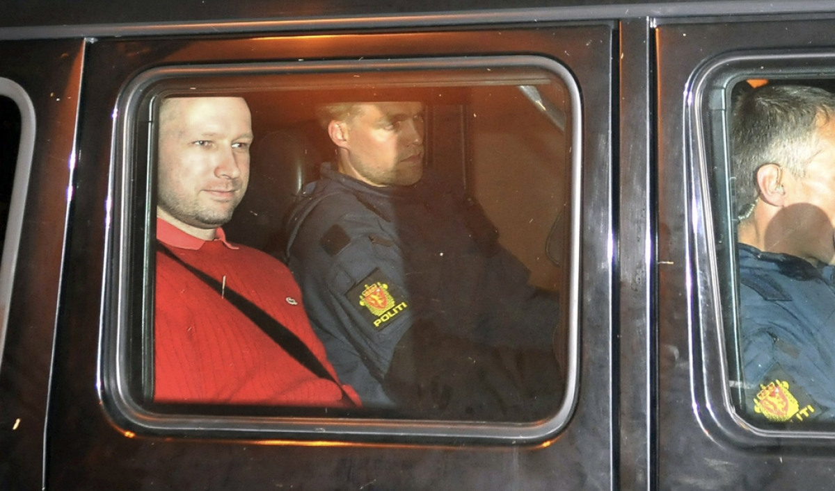 Is Anders Behring Breivik part of a movement?   The World ...