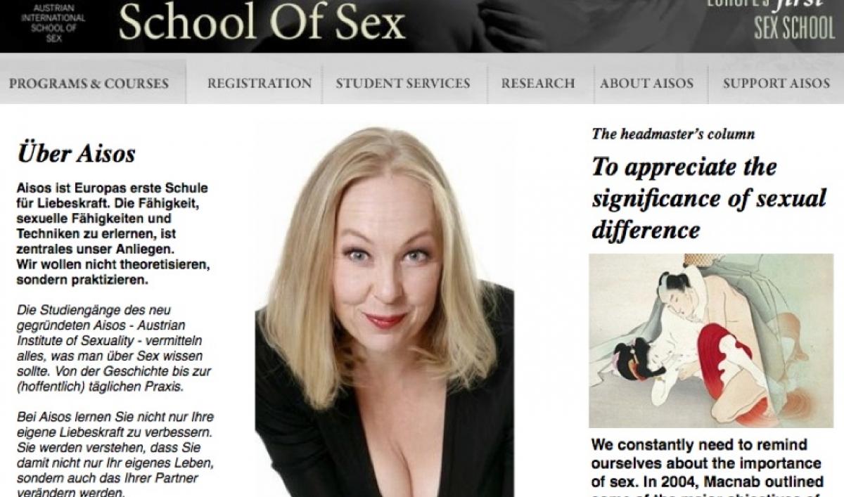 Sex School Vienna