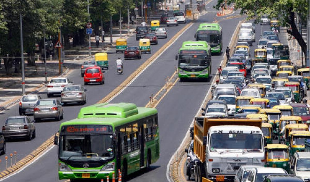 India Delhi S Exorbitant Public Transport Failure