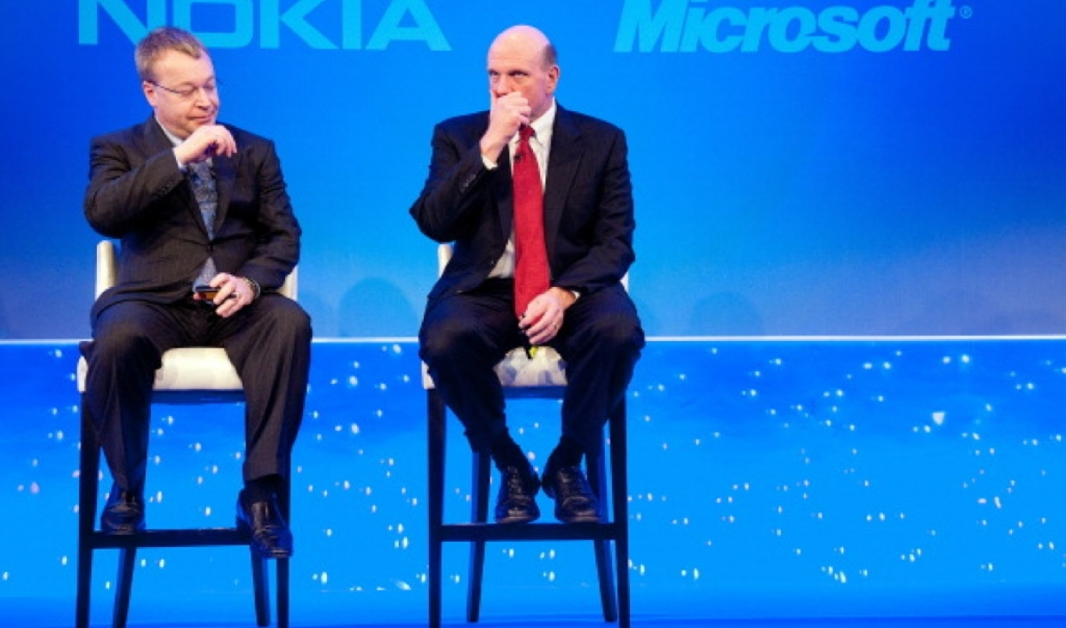 Nokia workers ask, is chief executive a Microsoft mole?
