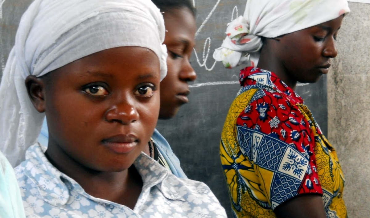Congo: Girls forced to be soldiers