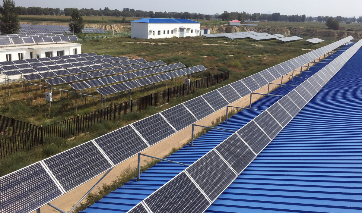 Turkey's Renewable Energy: Farmers use Solar Power to help grow produce