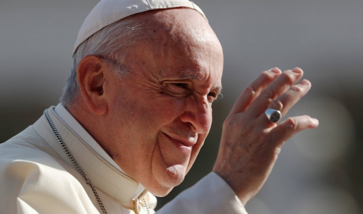 Papal Playbook Released in Time for Francis' Visit to the U.S