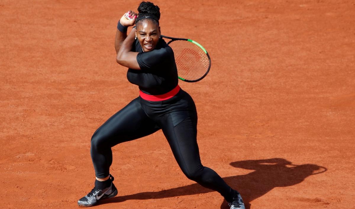 Serena Williams' catsuit controversy evokes the battle over women