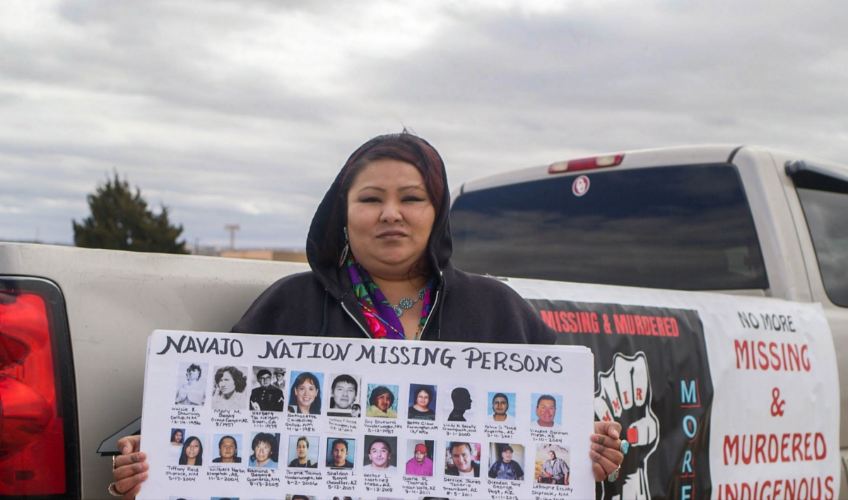 Advocates Demand Answers About Missing And Murdered