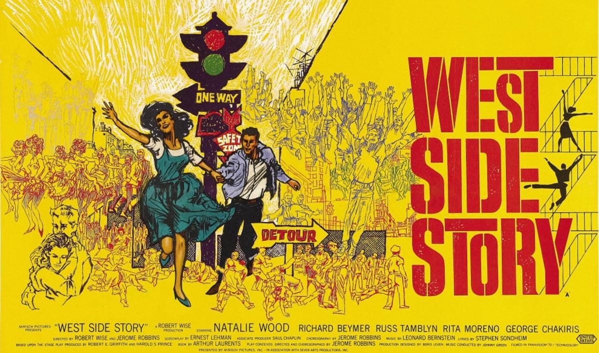 New York Icons: 'West Side Story' - PRI