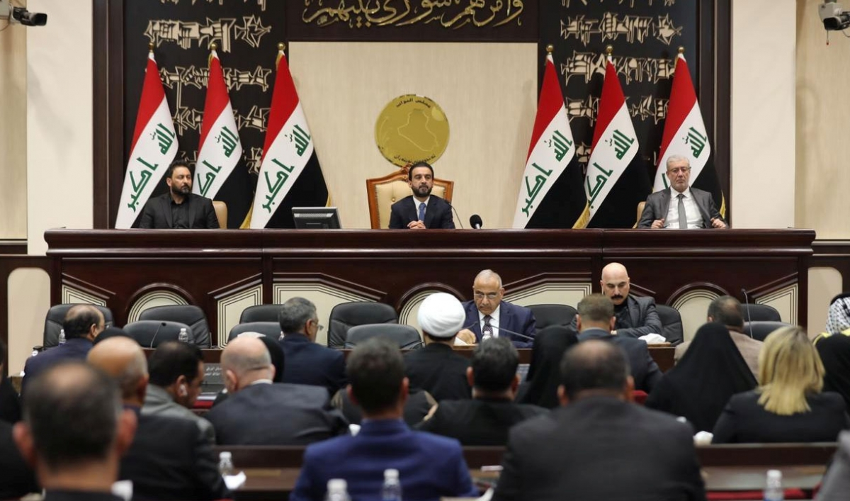 Iraq wants foreign troops out after airstrike