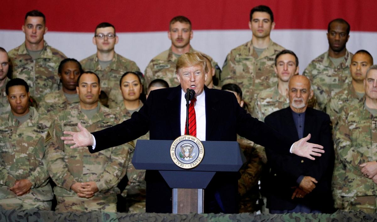 Trump Authorizes Sanctions Over Icc Afghanistan War Crimes Case