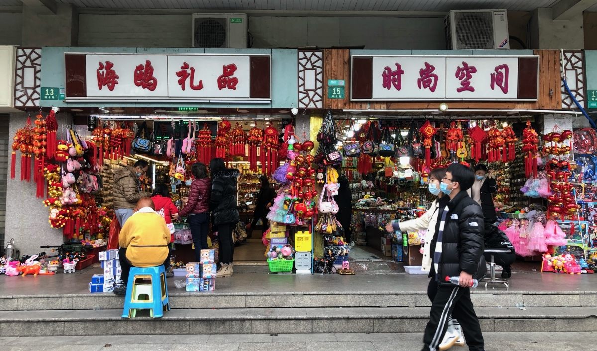 Travel for Chinese New Year plummets amid coronavirus concerns