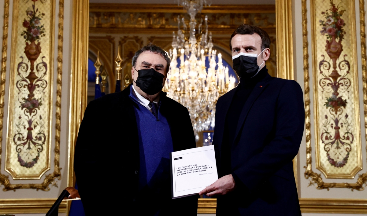 Macron reveals more torture by French army in Algeria war