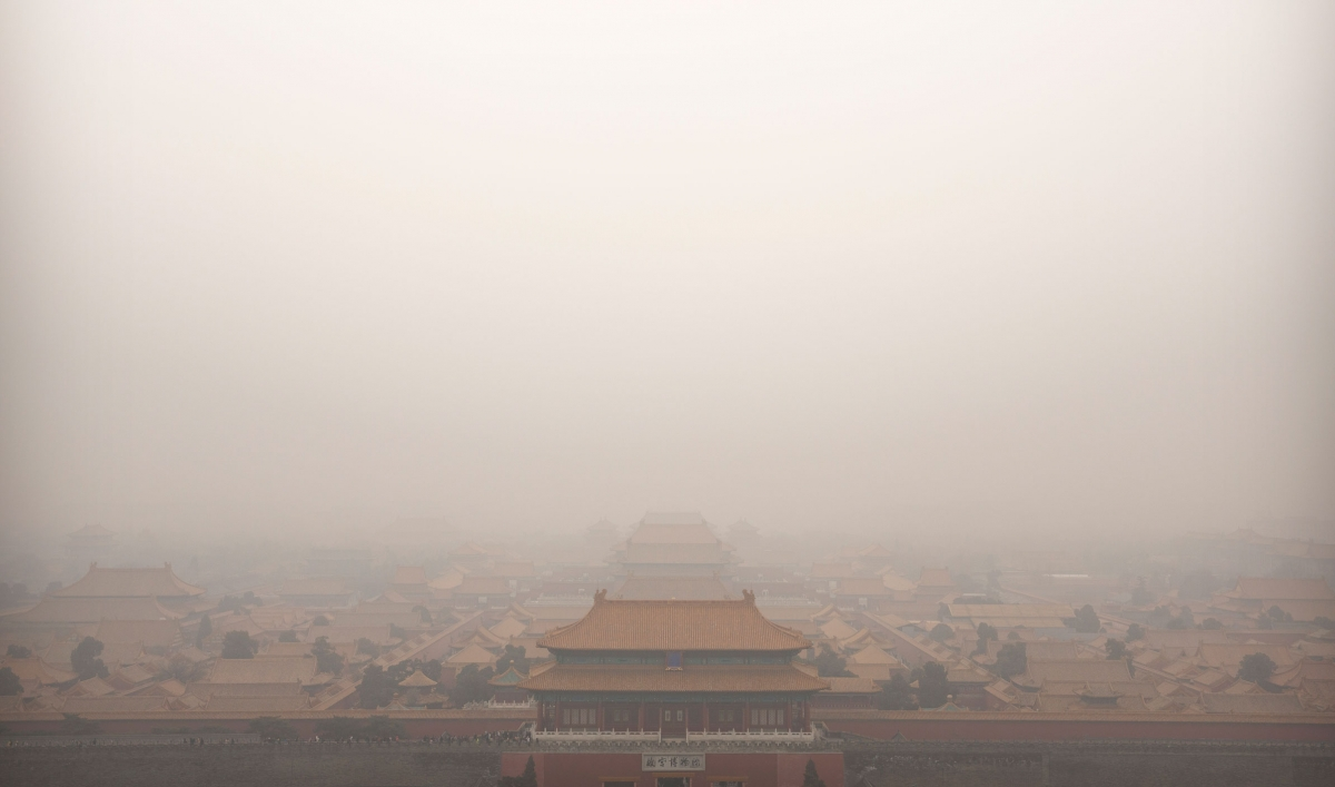 China sets moderate new energy goals for climate change