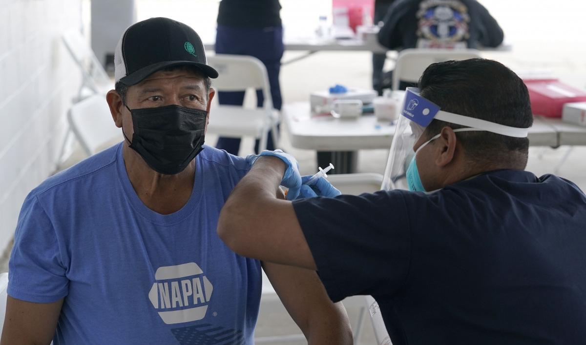 Grassroots organizations tackle vaccine misinformation in farmworker communities
